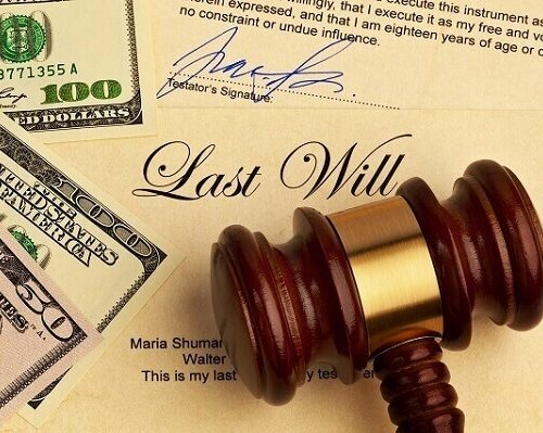 Reviewing a Will