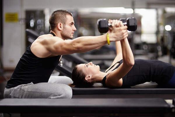 Fitness Trainer-Caused Injury