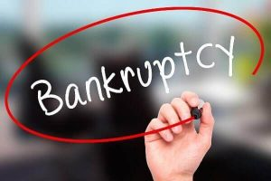 repairing credit after bankruptcy